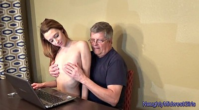 Hunter, Granny creampie, Old young creampie, Fantasy