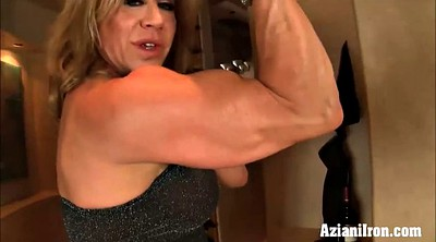 Huge dildo, Strong, Huge dildos, Fit girl