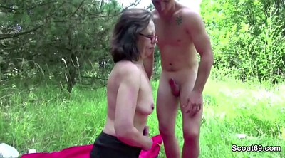 Chubby granny, Outdoor mature, Mature outdoor, Granny cumshot, Granny outdoor
