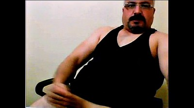 Turkish, Gay daddy, Wanking