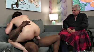 Old black, Old cumshot, Interracial hairy, Disabled, Cuckold femdom
