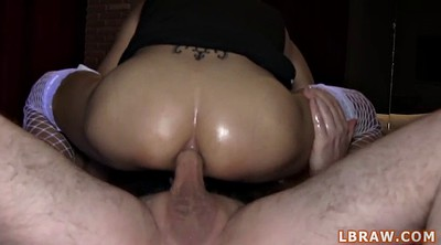 Shemale creampie, Anal creampie