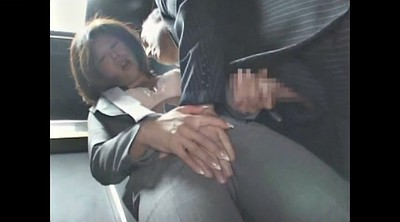 Lift, Asian public, Japanese handjob