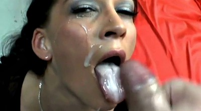Sperm, Amateur facial