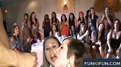 Throated, Bachelorette, Amateur party