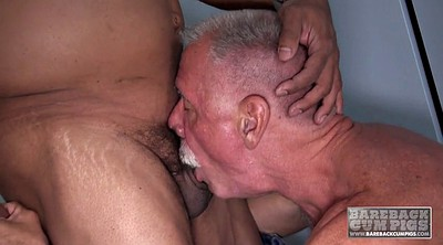 Mature gay, Silver, Granny hard, Daddy fuck