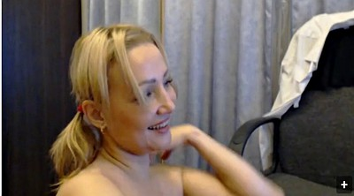 Mature webcam, Mature russian