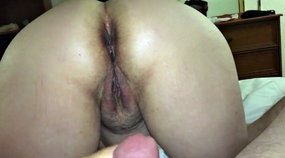 Old creampie, Married, Granny creampie
