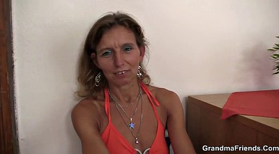 Hot mom, Grannies, Mature mom