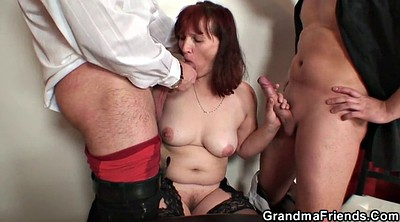Granny bbw, Game, Bbw wife, Old mature, Wife threesome