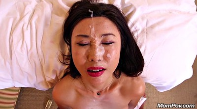 Mature facial, Asian facial