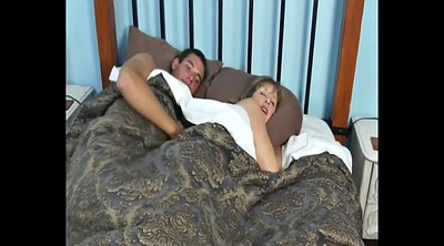 Share bed, Young son, Night, Milf young, One night, Bed sharing