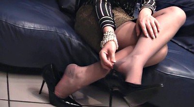 Nylon, Nylons, Nylon foot, Nylon feet