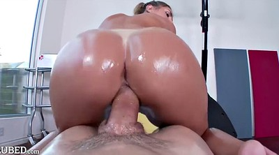 August ames, Riding cock