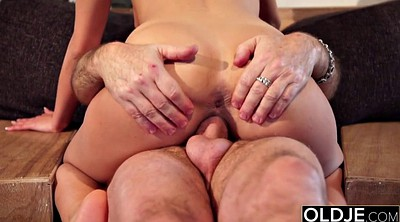 Grandpa, Old and young, Teen and old, Hairy granny, Granny swallow, Granny big clit