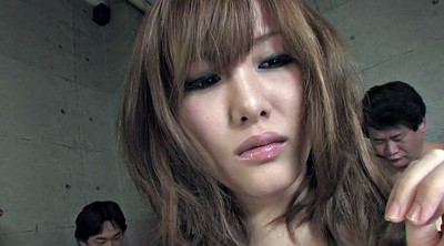 Japanese gangbang, Japanese bukkake, Hairy brunette, Young japanese, Young gangbang, Young beauty