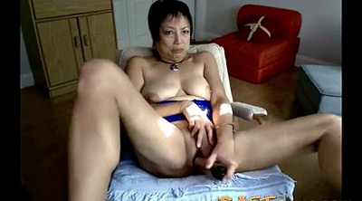 Asian granny, Asian mature, Mature slut, Horny