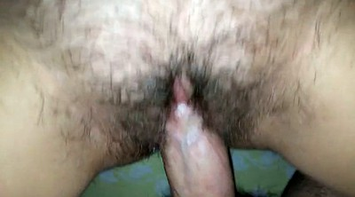 Young wife, Hairy wife