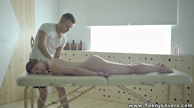 Teenie, Erotic massage