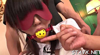Japanese maid, Japanese blowjob