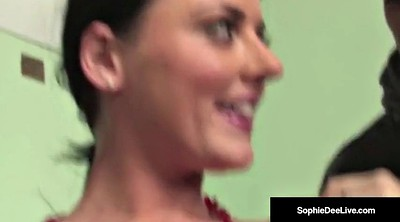 Group, Wtf, Sophie dee, Double penetration