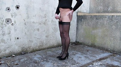 Crossdresser, Gay pantyhose