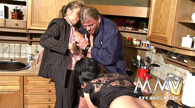 Share, German matures, Shared wife