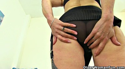 British milf, Milf mature