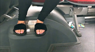 Bus, Candid, In bus, Candid feet