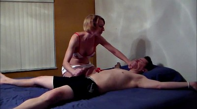 Doctor, Tied blowjob, Abused