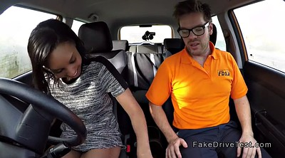 School, In car, Amateur interracial