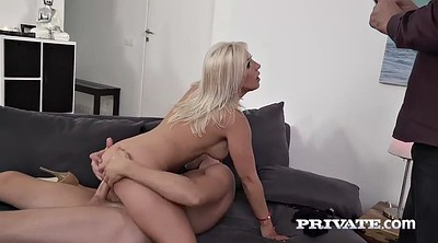 Mature anal, Dp big tits, Mature dp, Mature blonde, Mature double, Blonde mature anal