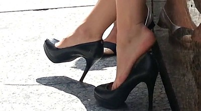 Candid, Upskirt candid, Sole, Foot sole