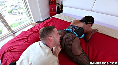 Diamond jackson, Ass worship, Black pantyhose