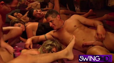 Swingers, Group orgy