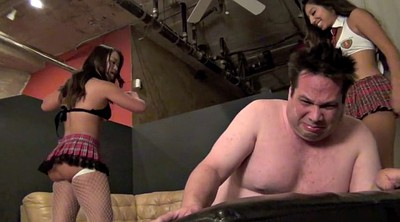Asian bdsm, Kitty, Hard spank