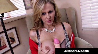 Julia ann, Julia, Hot mature, Busty mature