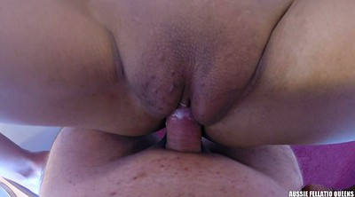 Pussy drilled, Pussy pov