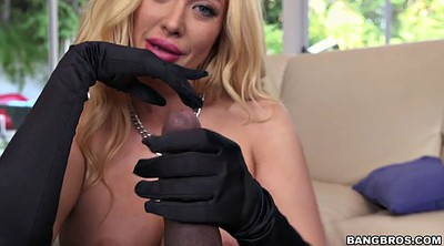 Summer brielle, Gloves