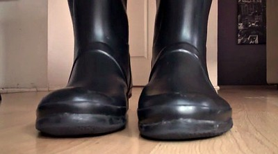 Latex, Boot, Rubber, Latex boots, Hunter, Boots latex