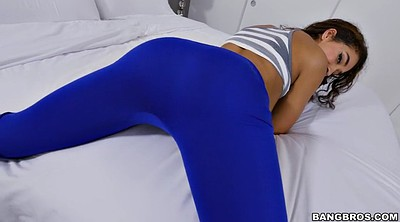 Yoga, Ass tease, Pov big ass, Yoga pants