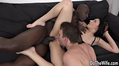 Black, Couple, Wife cuckold