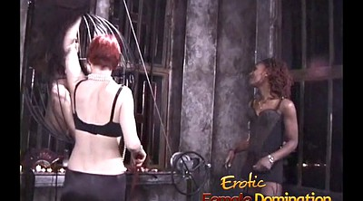 Mistress t, Cage, Caged, Femdom slave