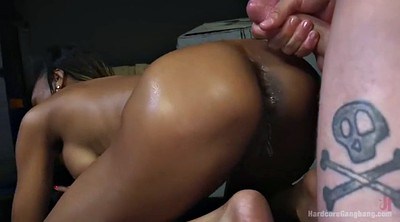 Crazy, Gangbang creampie, Double fisting, Triple, Fisted, Interracial creampie