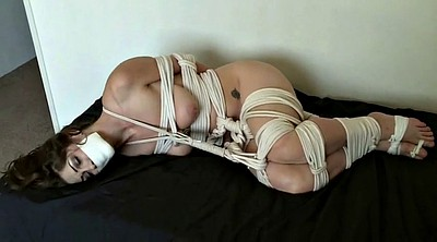 Tied, Jane, Foot gagging, Foot gag, Bondage bdsm, Rope