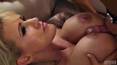 Ryan conner, Titty fuck, Conner, Cougar, Blonde mature