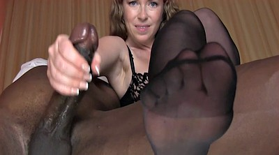 Ebony stockings, Ebony stocking