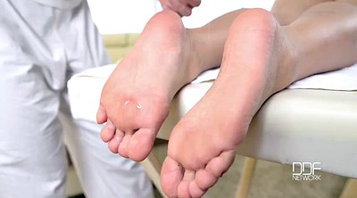 Feet, Japanese foot, Chubby japanese, Nurse asian