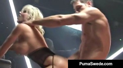 G queen, Puma swede, Thick, Swedish, Blond mature