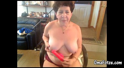 Grandma, Granny solo, Mature webcam